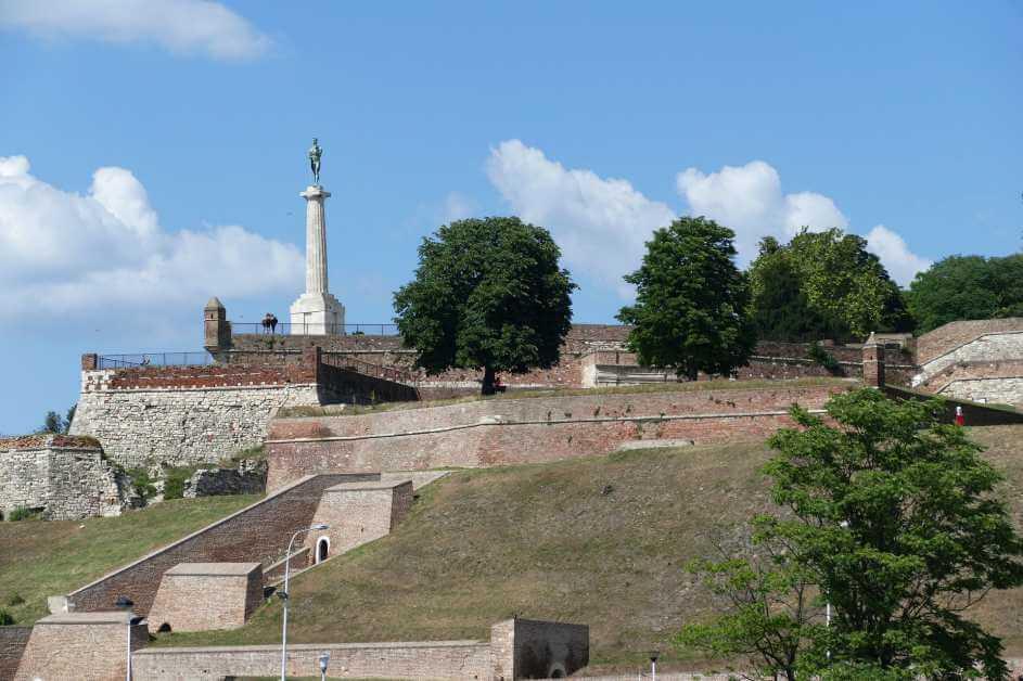 Kalemegdan tvrđava u Beogradu
