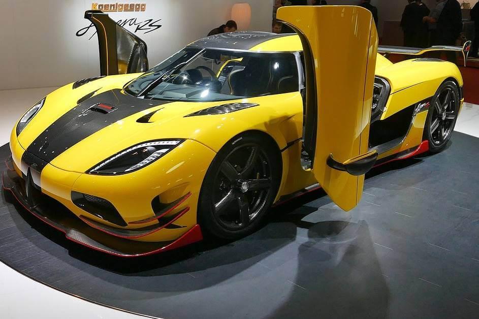 Automobil Koenigsegg