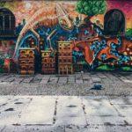 Grafiti umetnost – zanimljivosti o četvrtoj grani hip-hop-a